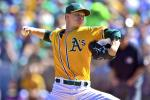 A's Rookie Sonny Gray to Start Game 5 vs. Verlander, Tigers