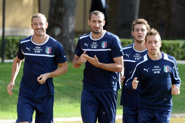 How Italy Will Line Up Against Denmark in the World Cup Qualifier