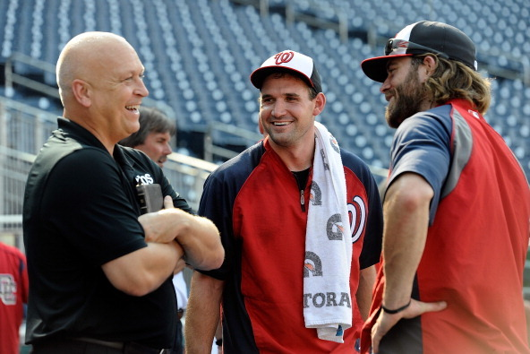 Ripken Responds to Jayson Werth About Nats Manager Job