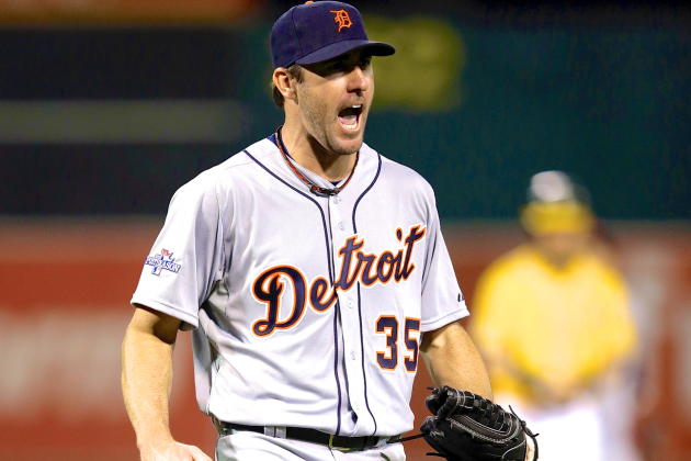 Does Justin Verlander Give Tigers the Edge in ALDS Game 5?