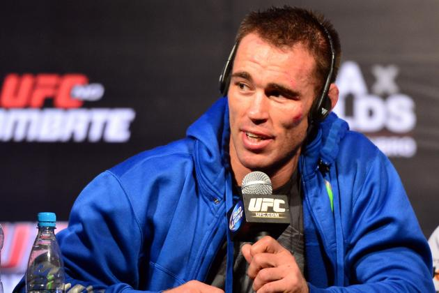UFC Fight Night 29 Results: 3 Fights for Jake Shields to Take Next
