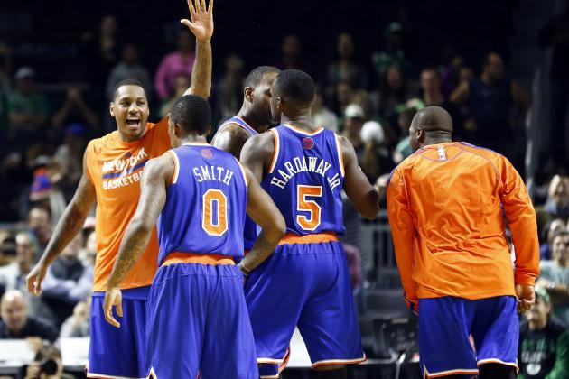 Hardaway Jr. Nails Game-Winner in NBA Preseason Debut