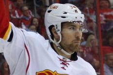 Flames Place David Jones on IR with Upper-Body Injury
