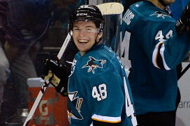 Tomas Hertl, San Jose Sharks Rookie, Has Hockey World Buzzing