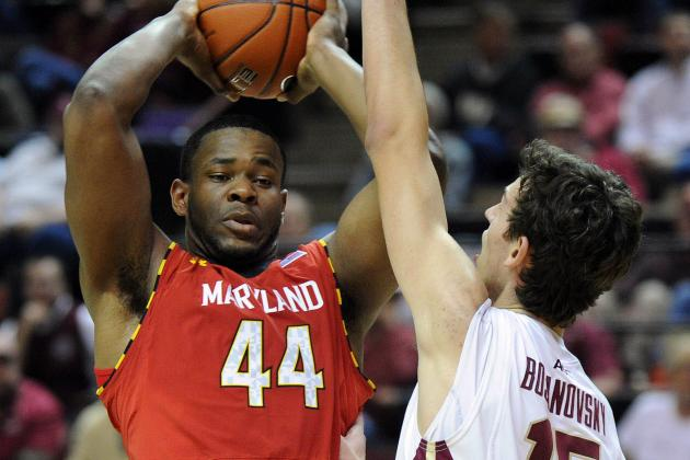 Without Alex Len, Terps' Shaquille Cleare Hopes to Blaze His Own Trail