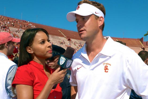Lane Kiffin on GameDay: Is He Auditioning for TV Job or Another Coaching Job?