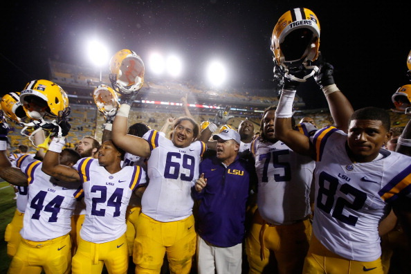 Florida vs. LSU: Tigers Will Defend Death Valley with Prolific Offense