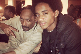 Report: Notre Dame Offers Snoop Dogg's Son, Cordell Broadus
