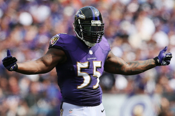 Terrell Suggs' Return to Form Has Helped Baltimore's Defense Bounce Back