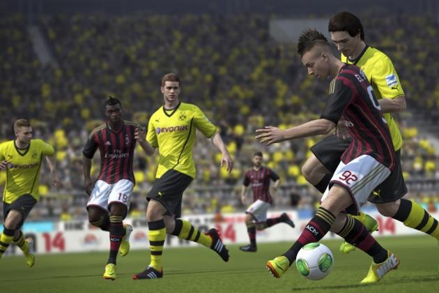 FIFA 14 Update: EA Balance Finesse Shots, Through Balls and Headers with Patch
