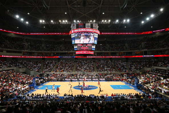 NBA Global Games 2013: Schedule and Dates for China, Phillippines and More