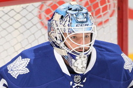 Maple Leafs to Start Jonathan Bernier in Net Against Nashville