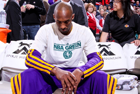 Kobe Bryant's Return Scenarios Drastically Alter LA Lakers' Season