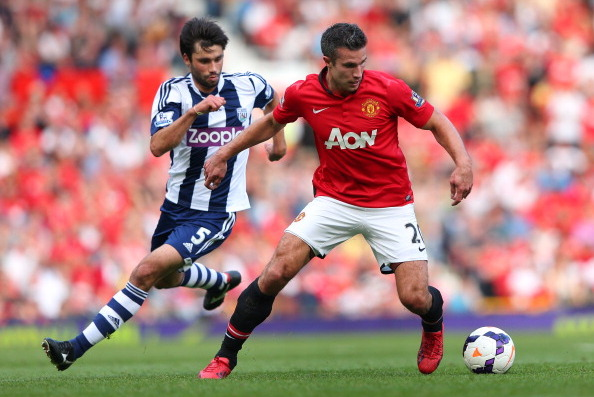 Robin Van Persie Injury: Updates on Man United Star's Groin and Return