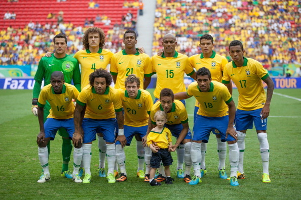 How Brazil Will Line Up Against South Korea