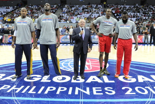 NBA Must Play More International Games, Including Regular Season