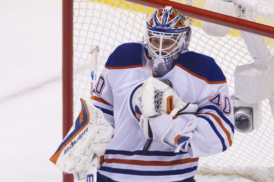 What Happens If Devan Dubnyk Keeps Struggling?