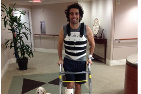 Dario Franchitti Injury: Updates on IndyCar Star After Scary Crash in Houston