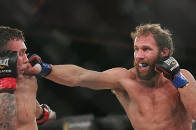 The Road to Redemption for David Rickels Starts at Bellator 103