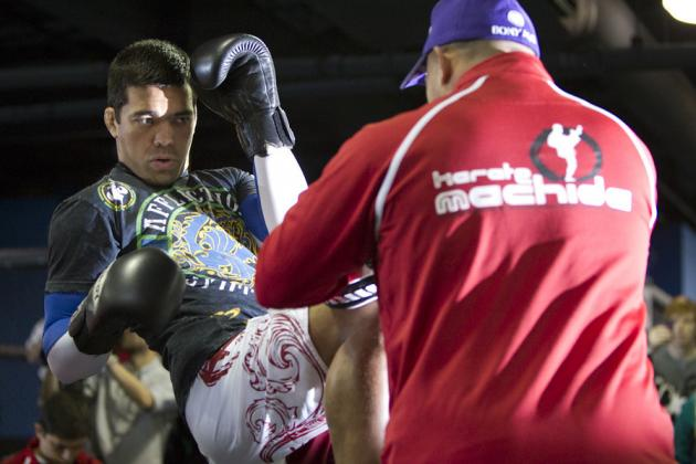 Lyoto Machida Only Took Fight with Teammate Mark Munoz to Keep UFC Happy