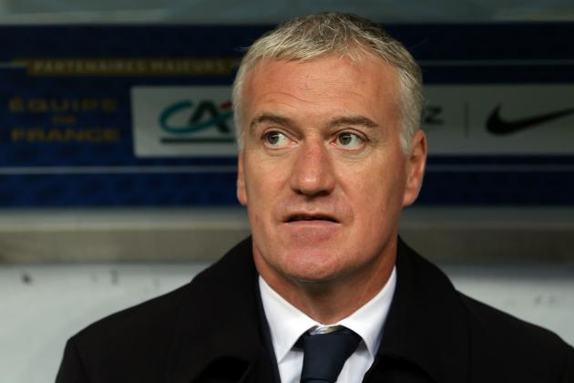 Unimaginative Deschamps Misses Opportunity for New French Talent vs. Australia