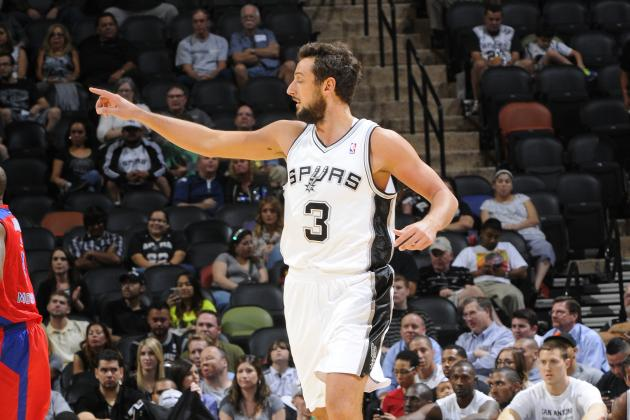 Spotlighting and Breaking Down San Antonio Spurs' Shooting Guard Position