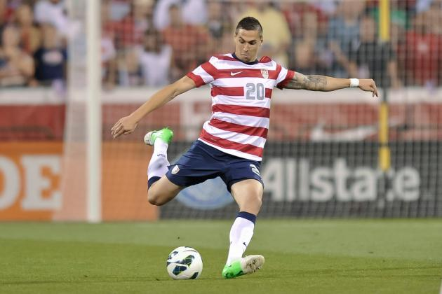Why Geoff Cameron Should Start at Right-Back Against Jamaica