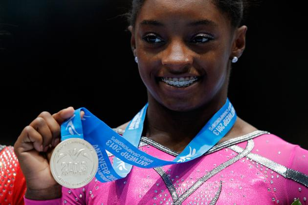 Gymnast Simone Biles' Parents Speak out About Carlotta Ferlito's Racist Remark