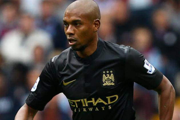 Analysing Fernandinho's First Month at Manchester City