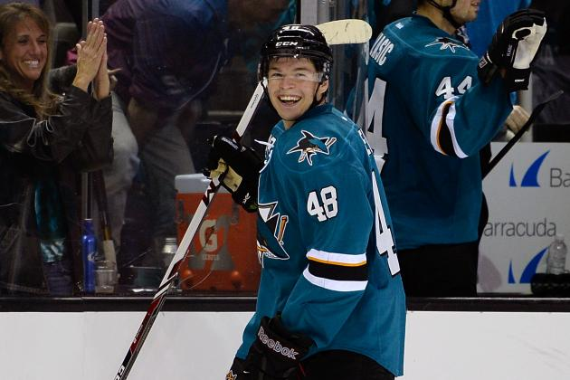 Criticism of Sharks' Hertl by NHL Establishment Is Absurd