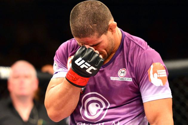 Dana White Says Rousimar Palhares Is 'Done' in the UFC