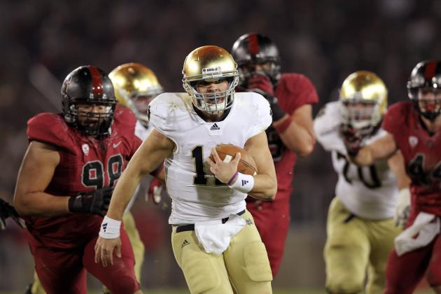 Notre Dame Football: Should QB Andrew Hendrix Have a Bigger Role in Offense?