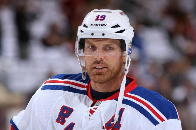 What the Resurgence of 'Broadway Brad' Richards Means for New York Rangers