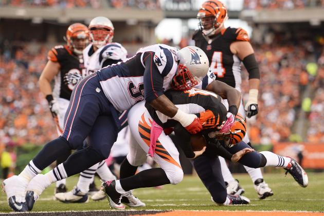 Patriots Thin Up Front as Kelly Misses Another Day