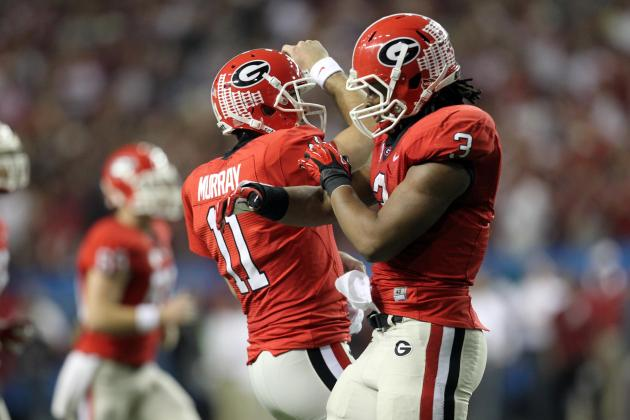 Georgia Football: Is Aaron Murray or Todd Gurley More Important to the Offense?