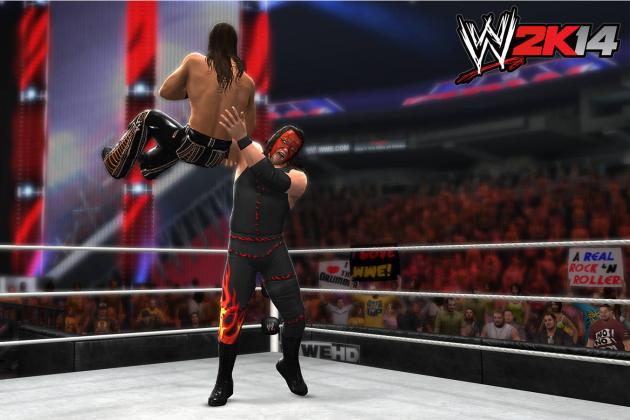WWE 2K14: Strong DLC Packs and Other Qualities That Can Push Game over the Top