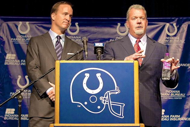 Indianapolis Colts Will Honor Peyton Manning with Tribute in Week 7