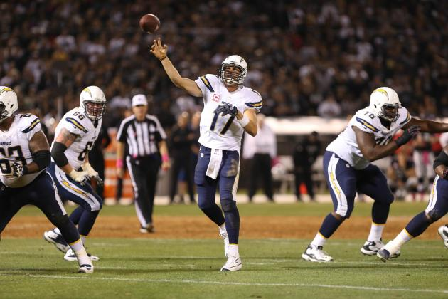 Colts vs. Chargers: Breaking Down San Diego's Game Plan