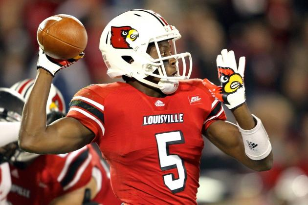 Rutgers vs. Louisville: Live Score and Highlights