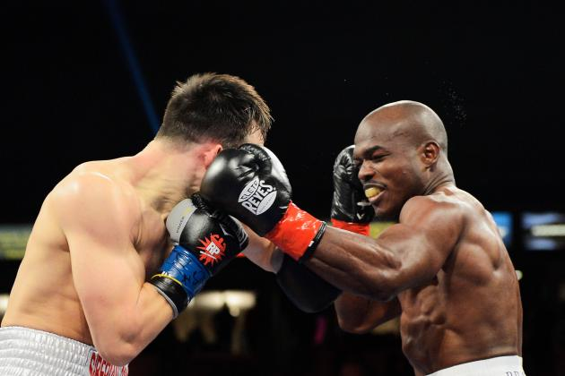 Timothy Bradley Must Beat Juan Manuel Marquez to Gain Spot Among Sport's Elite