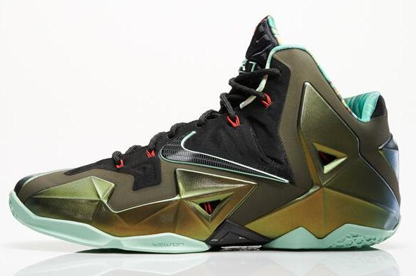 Release Date for New Nike Lebron XI Nears; Pass the Time with Wonderful Pictures