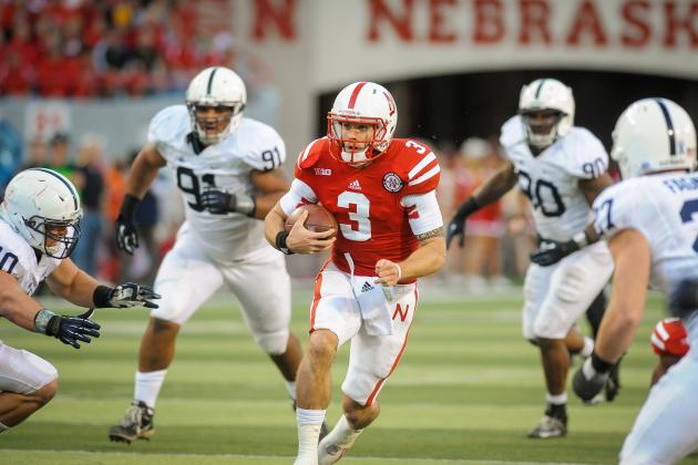 Nebraska Football: Taylor Martinez a No-Brainer to Be Starter When Healthy