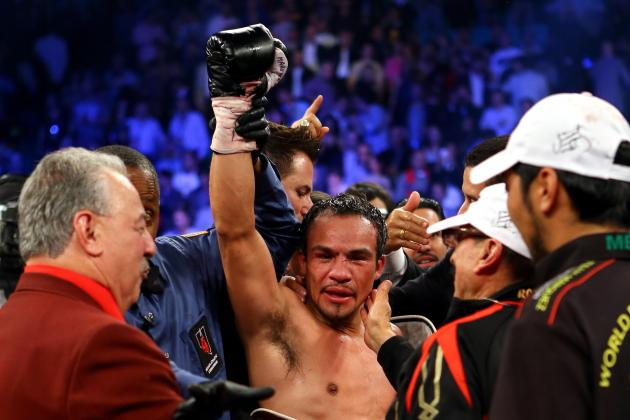 Juan Manuel Marquez Must Make Bout with Timothy Bradley a Brawl