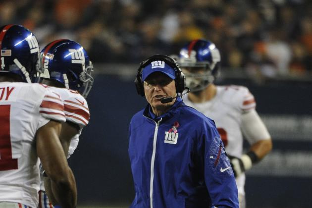 Giants' Defense Continues Allowing Points at Blistering Pace