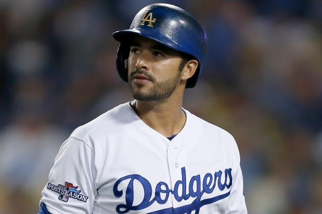 Ethier (Ankle) Could Play in Game 1 of NLCS