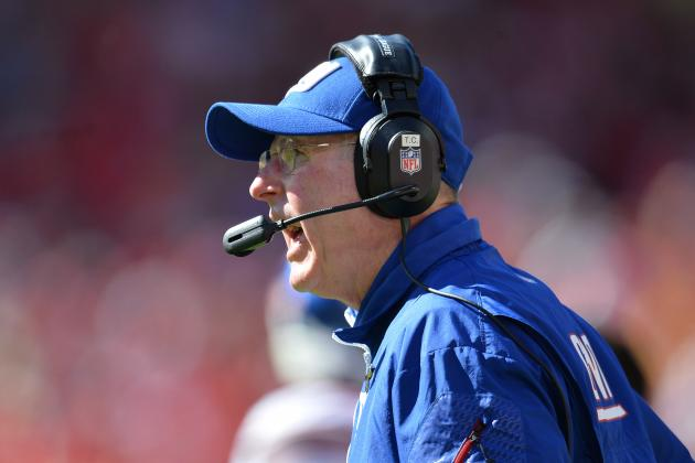 Tom Coughlin Plans to Return to New York Giants in 2014