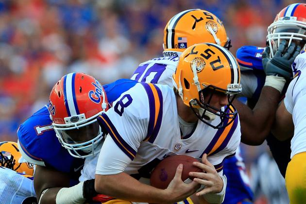 What Twitter's Saying About Florida Football's Huge Clash with LSU