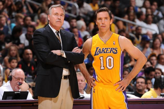 Why Mike D'Antoni's System Can Work with This 2013-14 LA Lakers Team