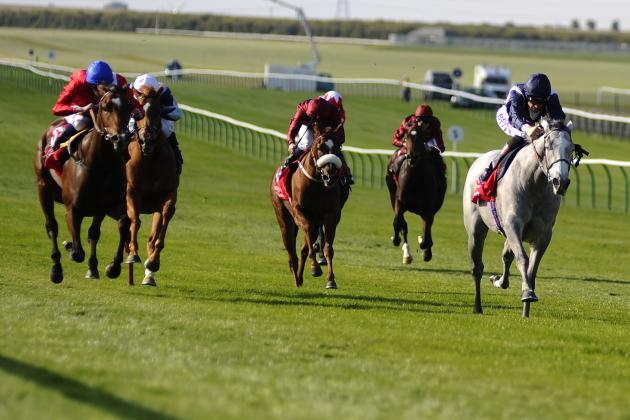 Future Champions Day 2013: Top Runners, Riders and Odds for Newmarket Race