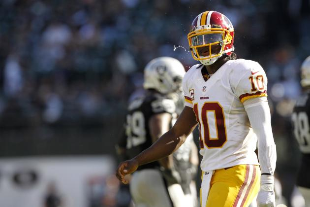 Robert Griffin III Is Great Fantasy Trade Pickup After Bye Week